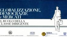 Presentazione libro GLOBALIZZAZIONE, DEMOCRAZIE e MERCATI