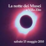 LA NOTTE DEI MUSEI - Arte e musica a Villa Zito