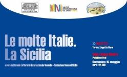 Il Premio Letterario Internazionale Mondello e la Fondazione Banco di Sicilia al Salone del Libro