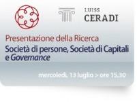 Presentazione Ricerca LUISS CERADI
