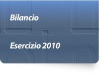 Bilancio Esercizio 2010