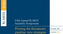 Quinto simposio annuale Fondazione Ri.MED