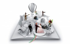 """""""1861 - 2011 L'Italia dei libri"""" La storia di un Paese fra le pagine"""