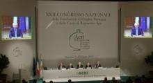 XXII congresso nazionale delle fondazioni di origine bancaria e delle casse di risparmio spa