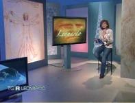 In viaggio per Marte: Leonardo, Il codice del volo e la TV. La curiosa storia di una avventura straordinaria