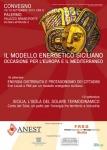 Il modello energetico siciliano occasione per l'Europa e il Mediterraneo