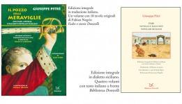 """Presentazione dell'Opera di Giuseppe Pitrè """"Fiabe, novelle e racconti popolari siciliani"""""""