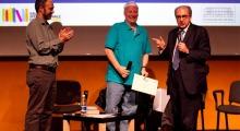 NICCOLÒ AMMANITI CONVERSA CON JOE R. LANSDALE vincitore del Premio Letterario Internazionale Mondello Sezione Autore Straniero 2014