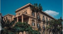 Le collezioni a Villa Zito