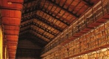 Palermo. La via degli Archivi