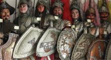 Mostra Collezione Cuticchio - Patrimonio Unesco