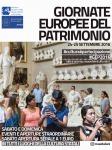 APERTURA SERALE PER LE GIORNATE EUROPEE DEL PATRIMONIO