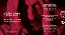 DOUGLAS GORDON INCONTRA IL PUBBLICO
