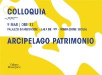 Arcipelago Patrimonio - BAM - Biennale Arcipelago Mediterraneo