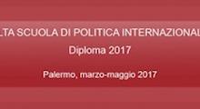 Diploma in Politica Internazionale