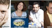 Stefano Massini, Alessandra Sarchi, Alessandro Zaccuri  e Antonio Prete vincono il Mondello 2017