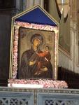 Restituita al culto l'icona della Madonna Odigitria nella Basilica cattedrale di Monreale