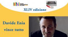 Premio Letterario Internazionale Mondello. Davide Enia vince tutto