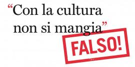 """Presentazione libro """"Con la cultura non si mangia"""""""