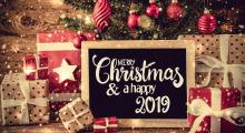 Chiusura festività natalizie 2019