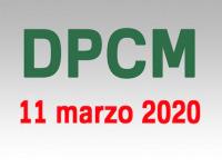 DPCM 11 marzo