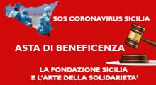 """SOS Coronavirus Sicilia, gli artisti siciliani mettono le loro opere  a sostegno degli """"eroi delle corsie"""""""
