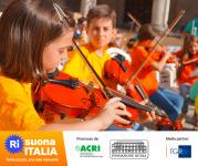 Risuona Italia, a palazzo Branciforte i bambini in concerto