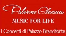 Palermo Classica - Music for life - I concerti di Palazzo Branciforte