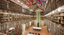 Riapre la Biblioteca a Palazzo Branciforte