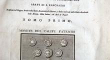 La Fondazione Banco di Sicilia alla Fiera internazionale del libro di Torino con i volumi Historia Ptolemaeorum Aegypti Regum e Il Consiglio d'Egitto