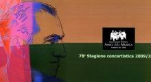 Presentazione della 78° Stagione concertistica 2009 / 2010
