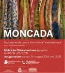 ARTE: con Ignazio Moncada l'espansione del colore alle FAM di Agrigento