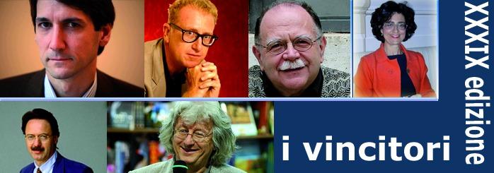 I VINCITORI DELL'EDIZIONE 2013
