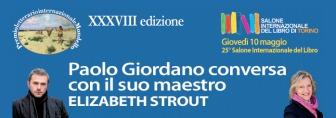 PAOLO GIORDANO CONVERSA CON ELIZABETH STROUT