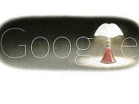 Il doodle Pipistrello in onore di Gae Aulenti